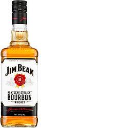 JIM BEAM WHITE BOURBON 700ML