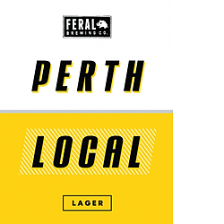FERAL PERTH LOCAL CAN