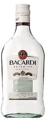 BACARDI 375ML - 18 BTLS LEFT ONLY!