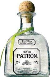 PATRON SILVER TEQUILLA
