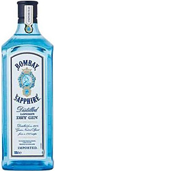 BOMBAY SAPPHIRE GIN 1LTR
