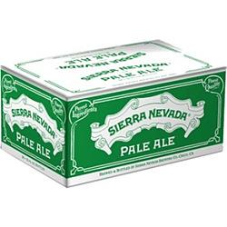 SIERRA NEVADA PALE ALE 355ML STUBBIES