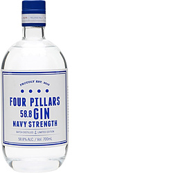 FOUR PILLARS NAVY STRENGTH GIN 700ML