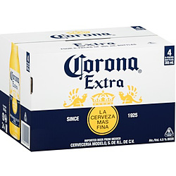 CORONA 355ML STUBBIES