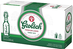 GROLSCH SWING TOPS 473ML BTL 12PK