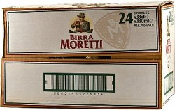 BIRRA MORETTI 330ML STUBBIES