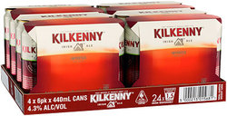 KILKENNY DRAUGHT 440ML CANS