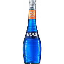 BOLS BLUE CURACAO 500ML