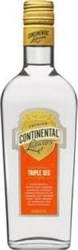 CONTINENTAL TRIPLE SEC LIQUEUR 500ML