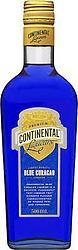 CONTINENTAL BLUE CURACAO LIQUEUR 500ML