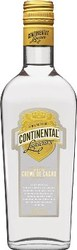 CONTINENTAL WHITE CREME DE CACAO 500ML