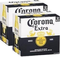 CORONA 355ML 24PK CANS