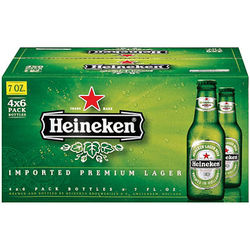 HEINEKEN IMPORTED 330ML STUBBIES