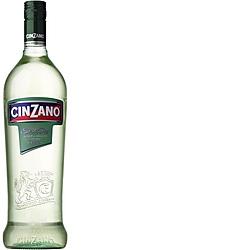 CINZANO EXTRA DRY VERMOUTH 1 LITRE