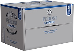 PERONI LEGGERA 330ML STUBBIES