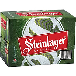STEINLAGER CLASSIC 330ML STUBBIES - UNAVAILABLE FROM SUPPLIER