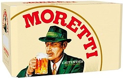 BIRRA MORETTI 500ML CANS