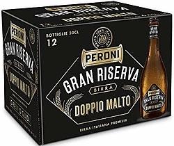 PERONI GRAN RISERVA DOPPIO MALTO 500ML