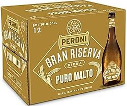 PERONI GRAN RISERVA PURO MALTO 500ML