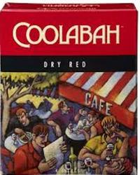 COOLABAH DRY RED 4LTR CASK