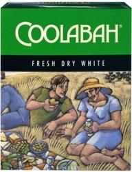 COOLABAH FRESH DRY WHITE 4LTR CASK
