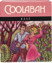COOLABAH ROSE 4LTR CASK