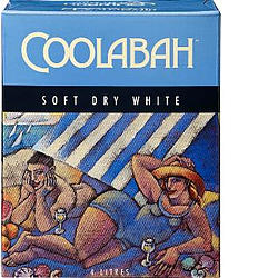 COOLABAH SOFT DRY WHITE 4LTR CASK