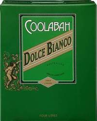 COOLABAH DOLCE BIANCO 4LTR CASK