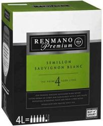 RENMANO SEM SAV BLANC 4LTR CASK