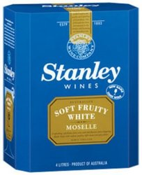STANLEY SOFT FRUITY WHITE 4LTS CASK