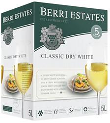 BERRI EST CLASS DRY WHITE 5LTR