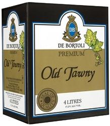 DE BORTOLI OLD TAWNY PORT 4L CASK