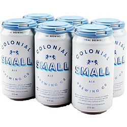 COLONIAL SMALL ALE 6PK CANS