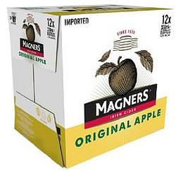 MAGNERS CIDER ORIG BTL 568ML 12PK
