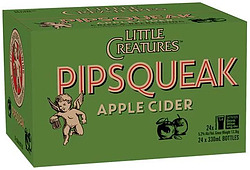 LITTLE CREATURES PIPSQUEAK 330ML STUBBIES