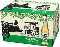 ORCHARD THIEVES APPLE CIDER STUBBIES
