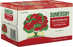 SOMERSBY WATERMELON STUBBIES