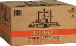 PRESSMANS ORIGINAL APPLE CIDER STUBBIES