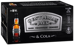 GENTLEMAN JACK AND COLA STUBBIES- SPEND $20 OR MORE ON JACK DANIELS & GO INTO DRAW TO WIN A UE SPEAKER!