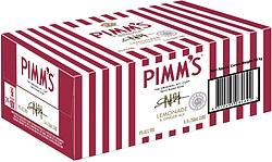 PIMMS + LEMONADE CANS 250ML