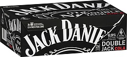 JACK DANIELS DOUBLE JACK & COLA CAN- SPEND $20 OR MORE ON JACK DANIELS & GO INTO DRAW TO WIN A UE SPEAKER!