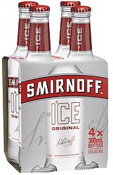 SMIRNOFF ICE RED 4PK