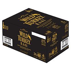 WILD TURKEY RARE & COLA 320ML STUBBIES