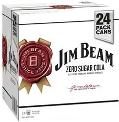 JIM BEAM ZERO CUBE