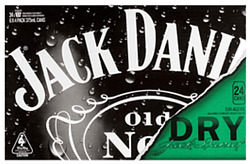 JACK DANIELS AND DRY CANS- SPEND $20 OR MORE ON JACK DANIELS & GO INTO DRAW TO WIN A UE SPEAKER!