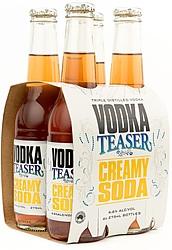 VODKA TEASER CREAMY SODA STUBBIES