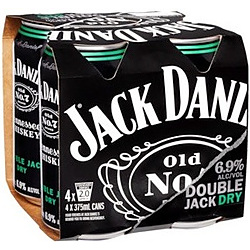 JACK DANIEL DOUBLE JACK and DRY CAN- SPEND $20 OR MORE ON JACK DANIELS & GO INTO DRAW TO WIN A UE SPEAKER!
