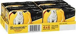 BUNDABERG RUM AND COLA CANS