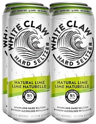 WHITE CLAW LIME CAN 4PK - UNAVAILABLE