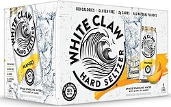 WHITE CLAW MANGO CANS - UNAVAILABLE
